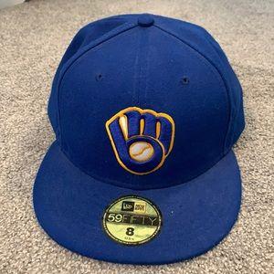 MLB Milwaukee Brewers Hat